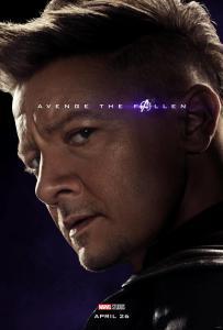 Jeremey Renner as Clint Barton / Hawkeye