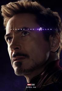 Roberty Downey Jr. as Tony Stark / Iron Man