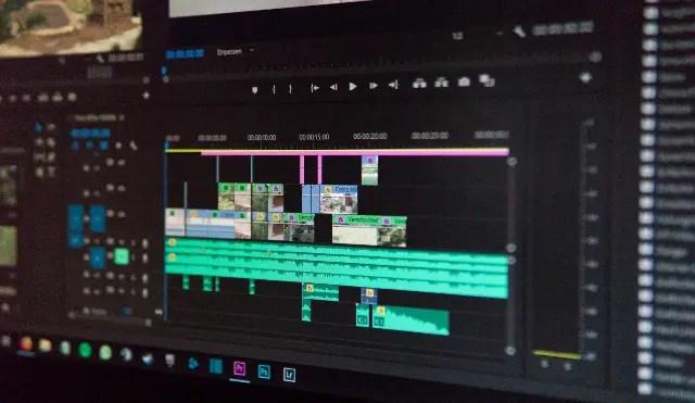 video setup and edit