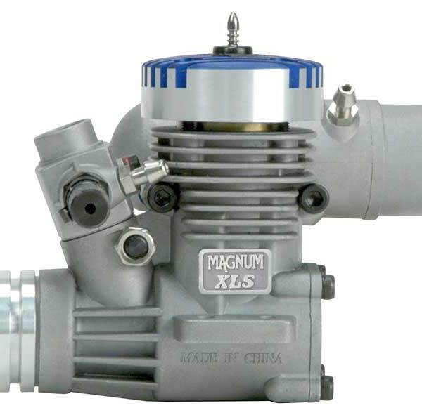 Magnum XLS15 Engine Side View
