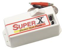 Super X Glow Fuel Pump 12V Image
