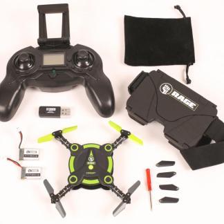 Rage RC Orbit FPV Pocket Drone RTF Image
