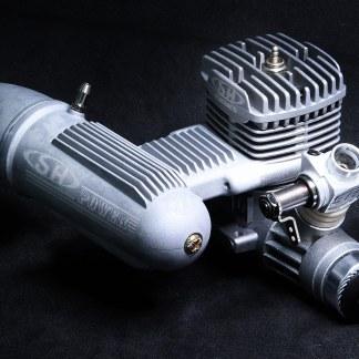 SH .37 GLOW ENGINE IMAGE
