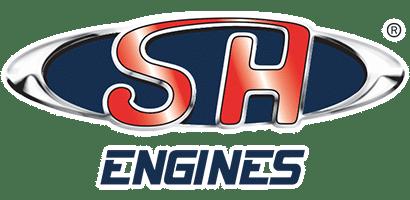 SH Engines Logo