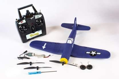 Rage F4U Corsair Micro RTF Airplane Parts