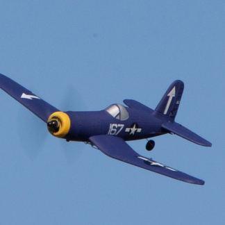 Rage F4U Corsair Micro RTF Airplane