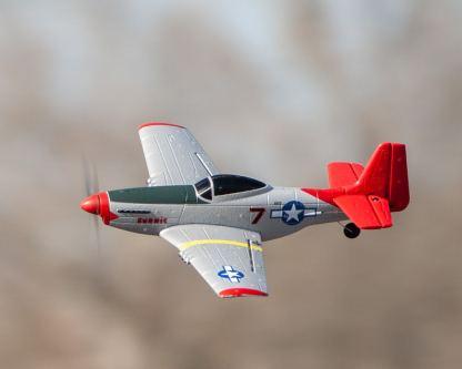 Rage P-51D Mustang Micro RTF Airplane 2