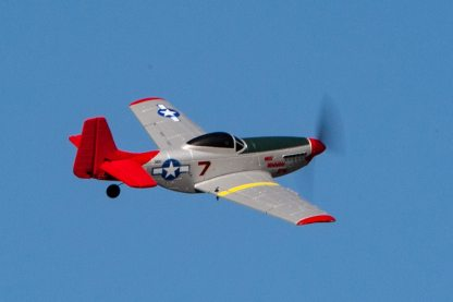 Rage P-51D Mustang Micro RTF Airplane 4