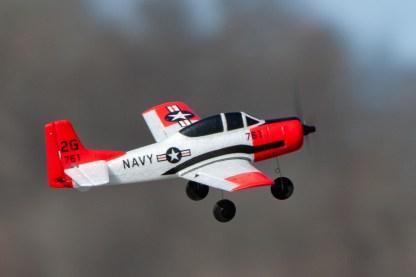 Rage T-28 Micro RTF Airplane 3