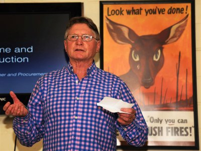 Cape Aflame Project donates R400K