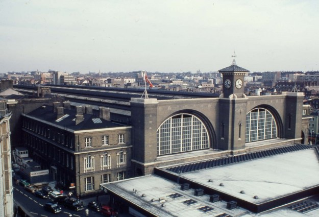 King's Cross Station (1977)