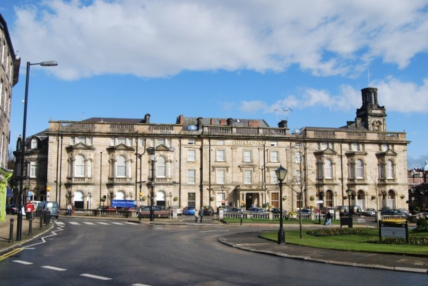 Crown Hotel, Harrogate, North Yorkshire