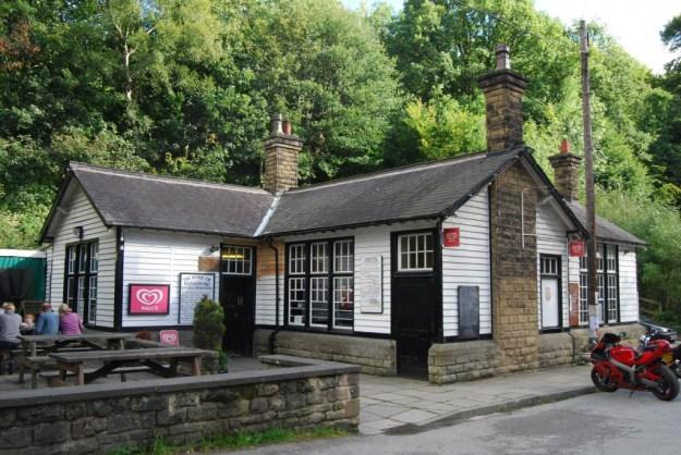 Grindleford Station Café, Derbyshire