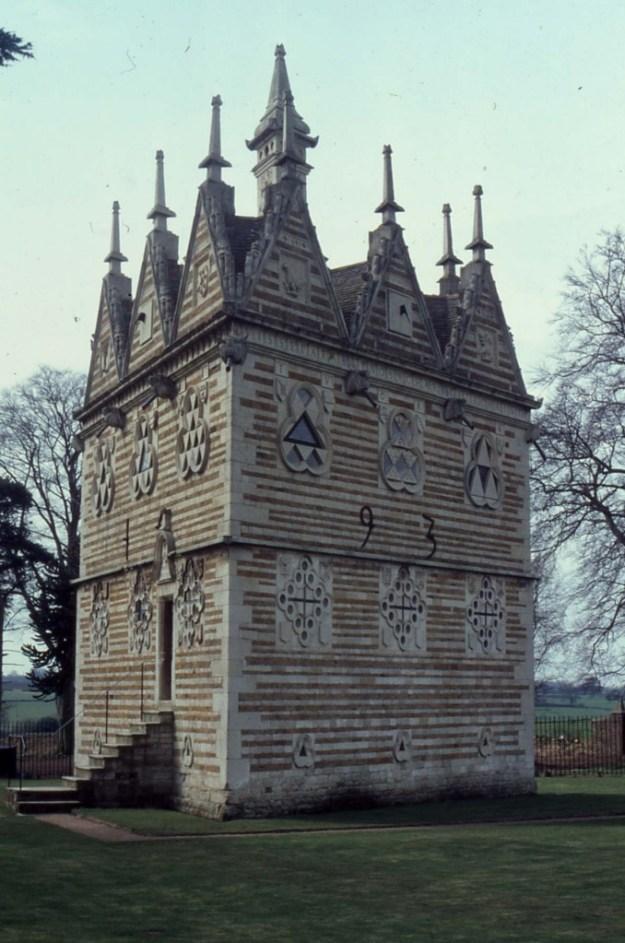 Triangular Lodge, Rushton, Northamptonshire