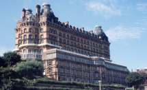 Grand Hotel Scarborough UK