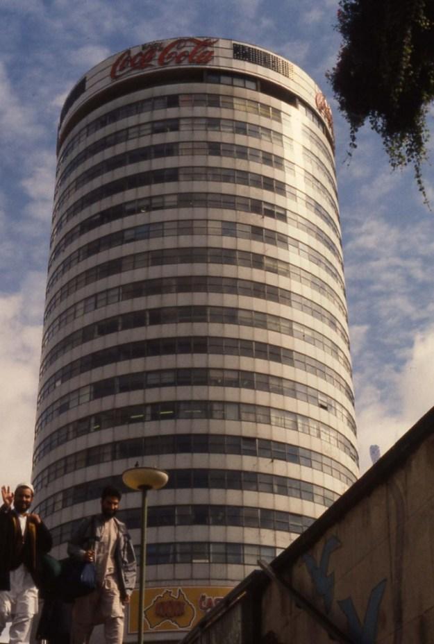 The Rotunda, Birmingham (1992)