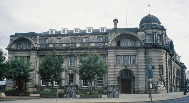 Former Head Post Office, Fitzalan Square, Sheffield (1993)
