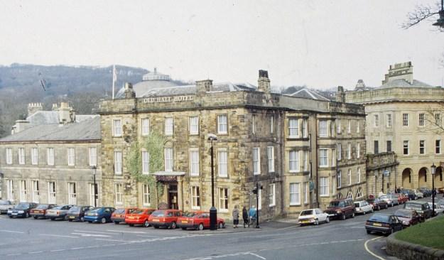 Old Hall Hotel, Buxton, Derbyshire