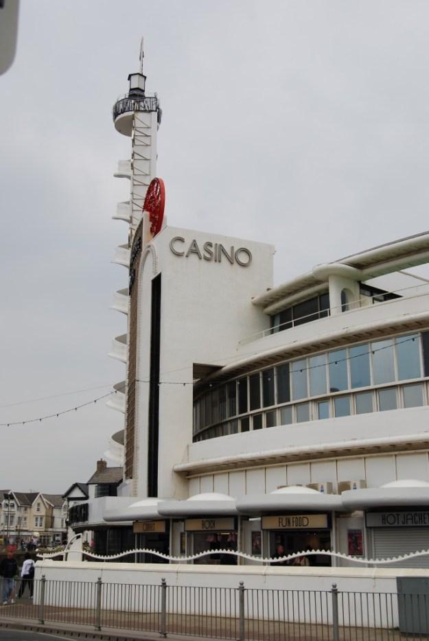 Casino, Pleasure Beach, Blackpool, Lancashire