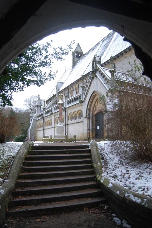 St Stephen's Church, Copley, West Yorkshire