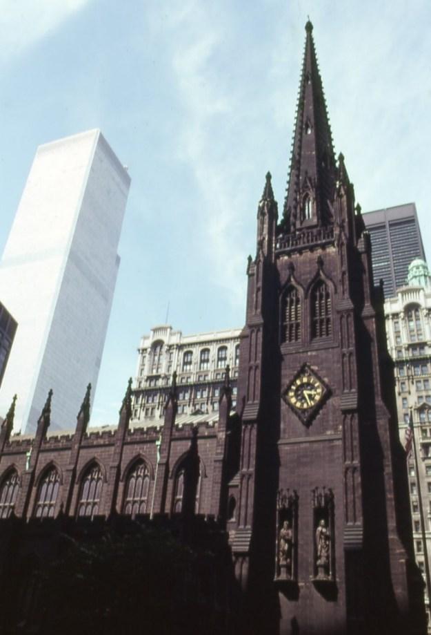 Trinity Church, New York City (1981)