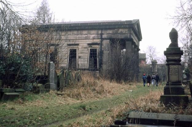 Nonconformist Chapel, General Cemetery, Sheffield (1976)