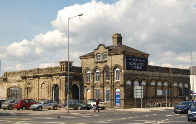 Lowestoft Central Station