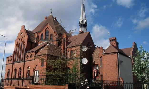 Gustav Adolfs Kyrka, Park Lane, Liverpool