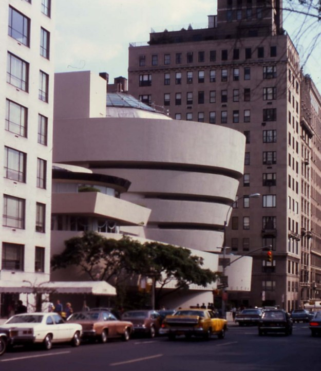 Solomon R Guggenheim Museum, New York City