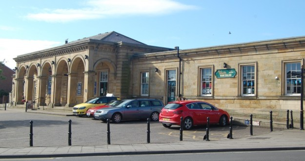 Railway Station, Whitby, North Yorkshire