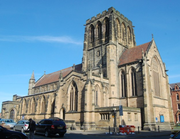 St Hilda's Parish Church, West Cliff, Whitby