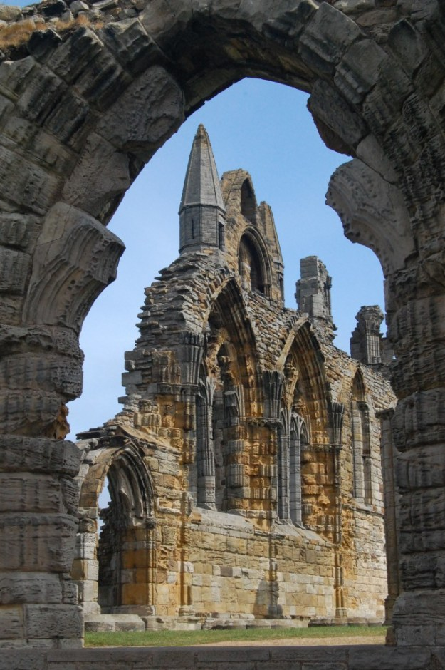 Whitby Abbey, North Yorkshire