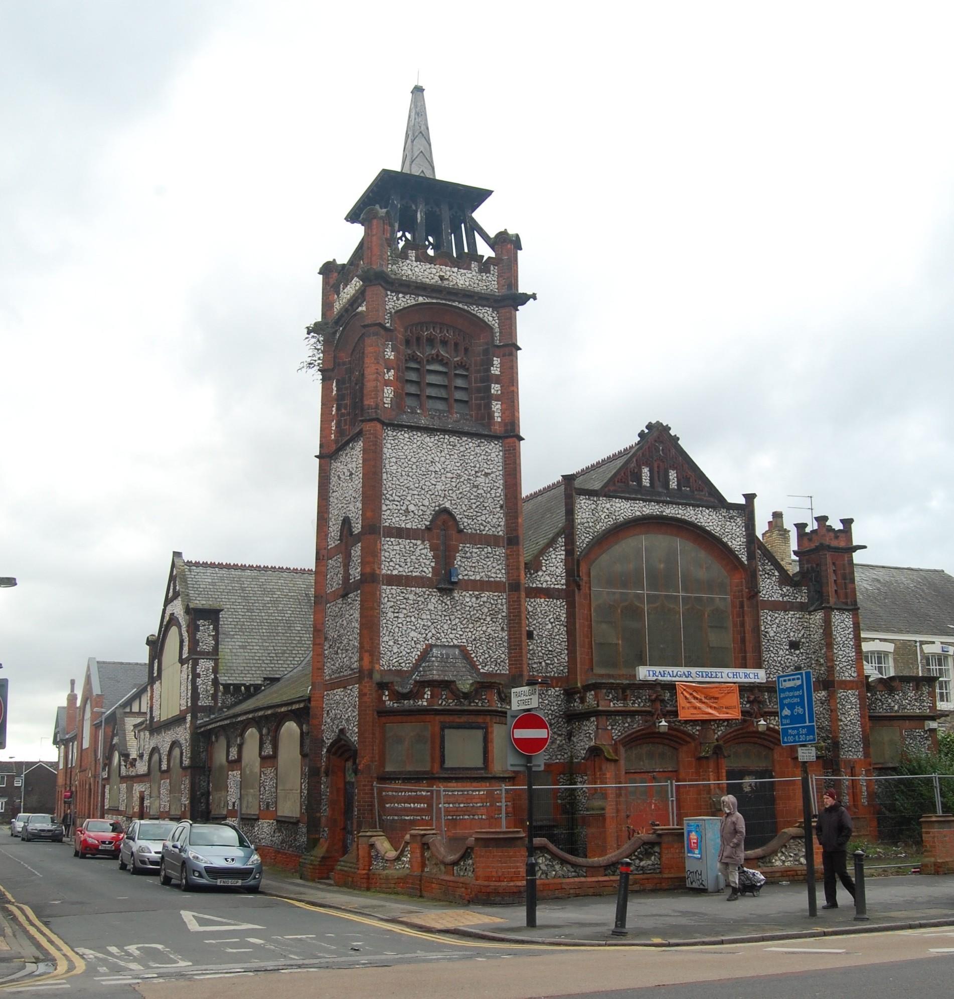 Churchstreet Liverpool Jasa Desain Grafis Murah