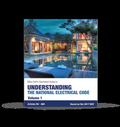 understanding the national electrical code vol 1 textbook 2017 nec 17und1 [ 1030 x 1030 Pixel ]