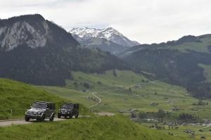 The Ideal Cars for Rough Terrain
