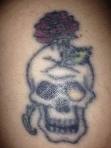Left Arm Tattoo