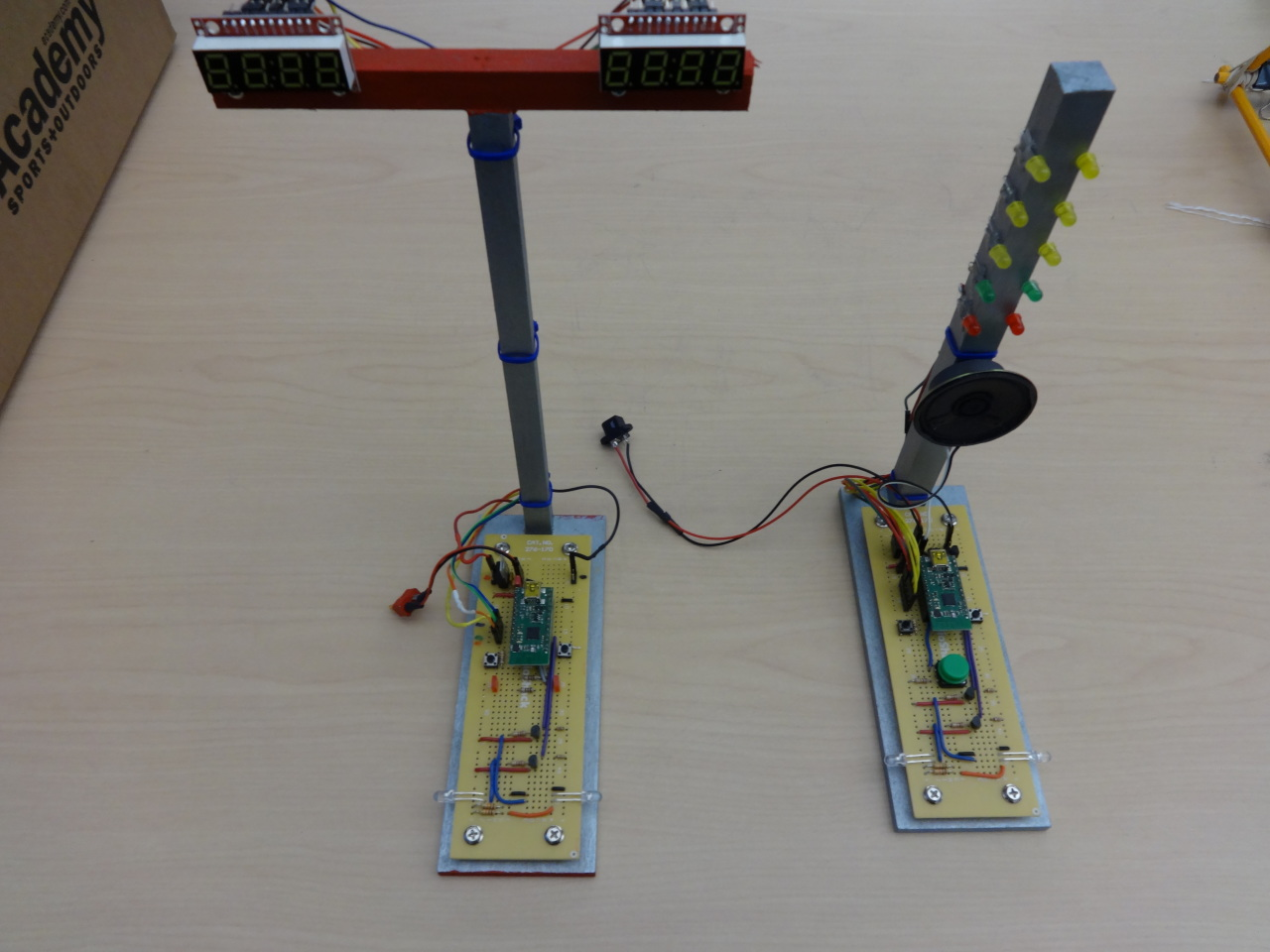 Rc Timing Circuits