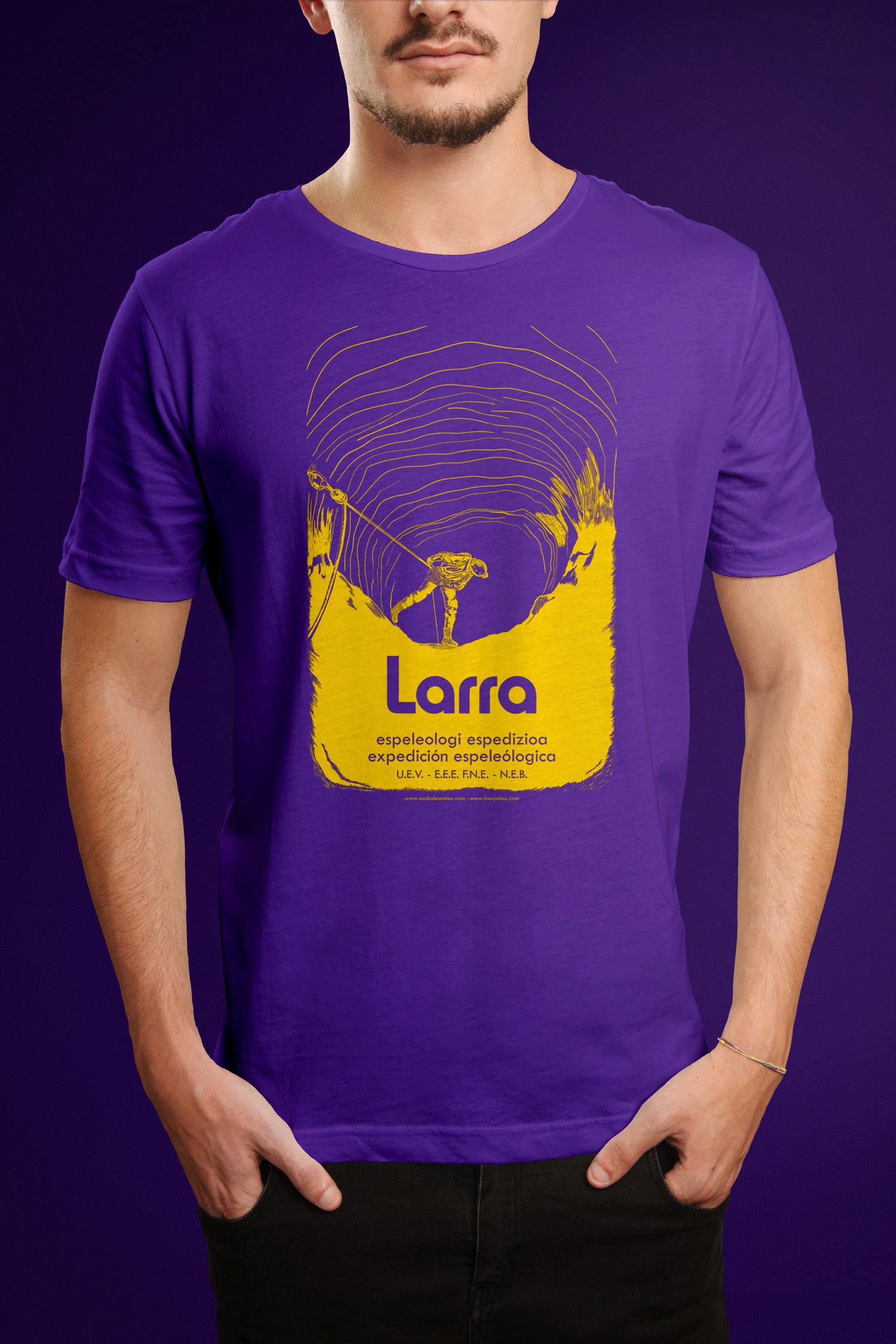 speleo t-shirts illustration