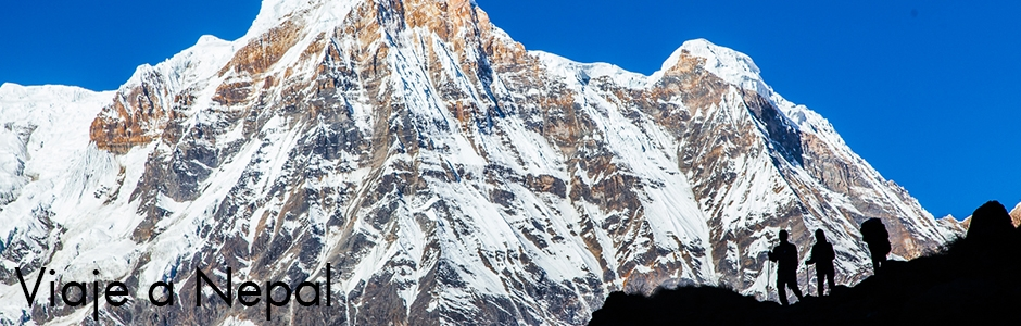 Viaje a Nepal y trekking por el santuario de los Annapurnas