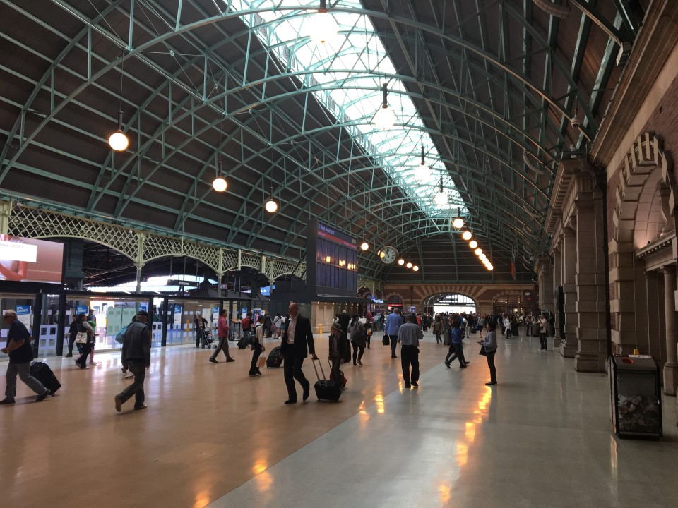 Sydney to Canberra by Train