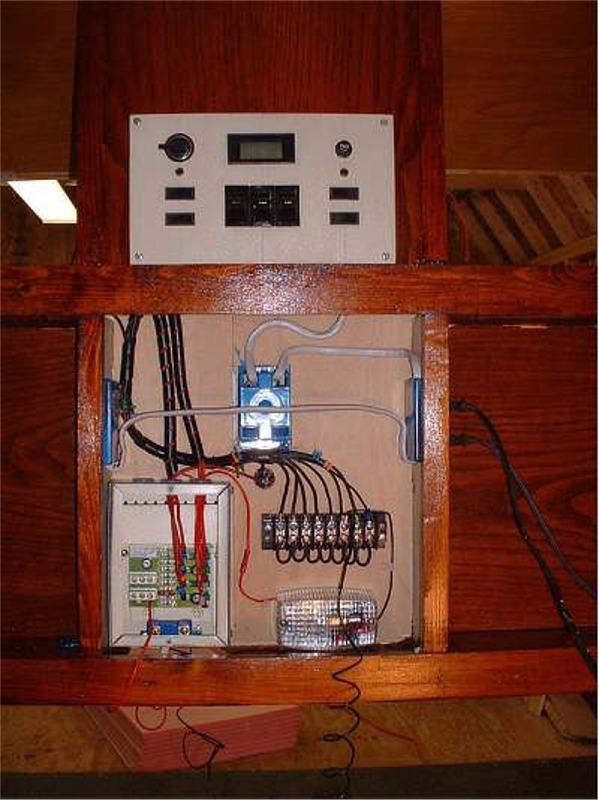 Trailer Wire Diagram Zephyr Teardrop Camper Electric System