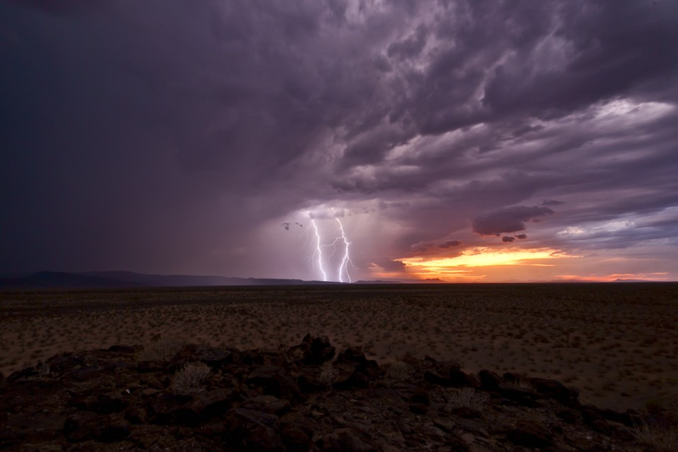 Lightstorm - Arizona Monsoon Lightning