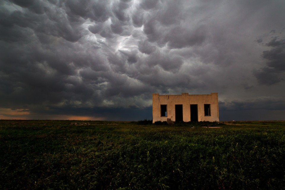 The House - Colorado Thunderstorm Mammatus
