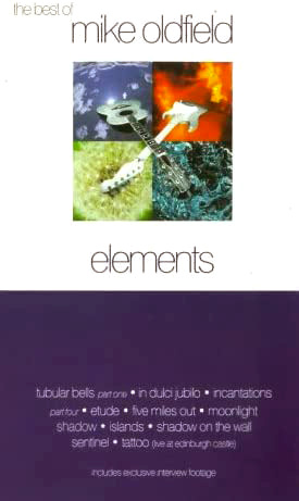 Mike Oldfield Elements VHS