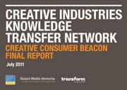 KTN: Creative Consumer Final Report
