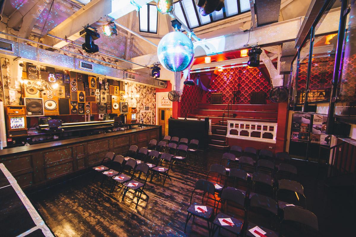 Deaf Institute Wedding Manchester  Jo  Gareth  Mike Plunkett Photography