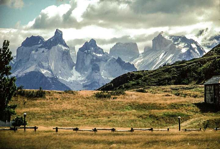 Torres del Paine in Chile, Patagonia. Can it get more fantastic than this?