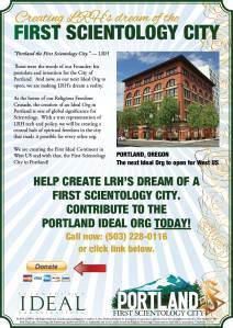 The BS Beat Goes On — Portland. Seriously?