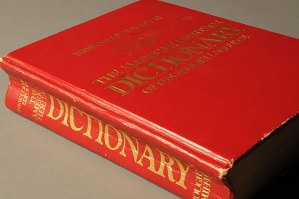Banned Dictionaries