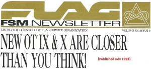 OT IX & X Are BS